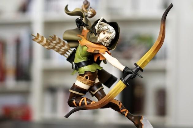Unboxing Figurine Elf Dragon's Crown