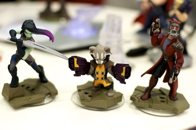 Disney Infinity 2 Preview Gardiens de la Galaxie