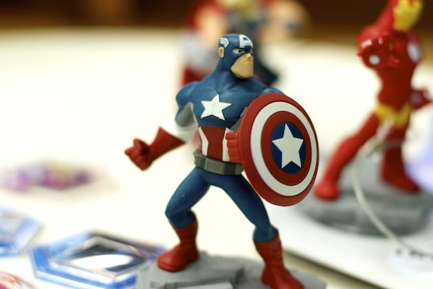 Disney Infinity 2 Preview Marvel Super Heroes