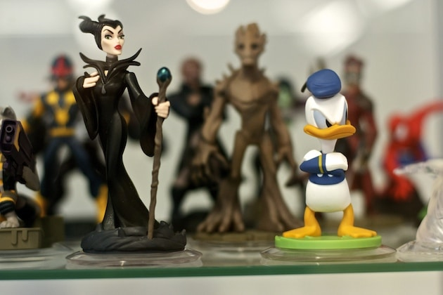 Disney Infinity 2 Preview Donald Marvel Super Heroes