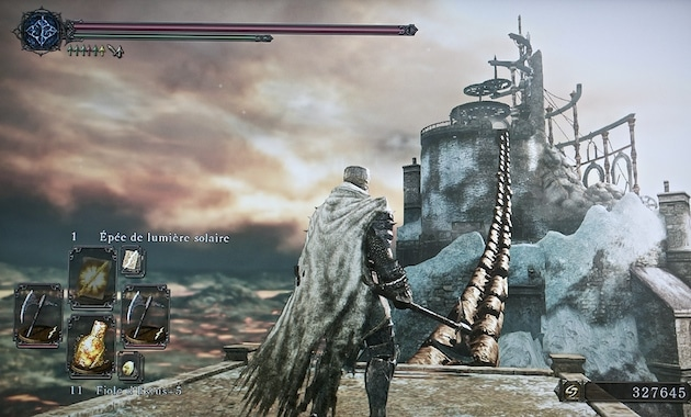 Test Dark Souls 2 Crown of the old iron king-2