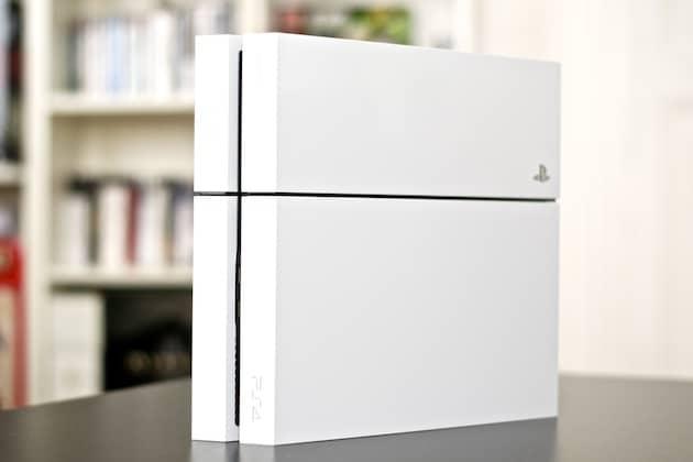 Unboxing PS4 blanche glacier white