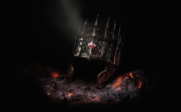 test Dark Souls 2 Crown of the old iron king