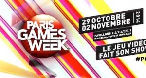 Paris Games Week 2014 lineup