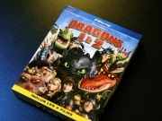 Coffret Blu Ray Dragons 1 et 2