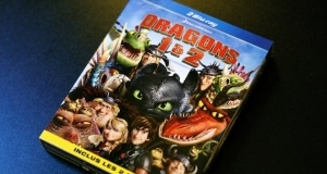 Coffret Blu Ray Dragons 1 et 2
