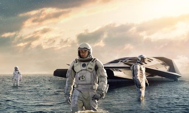 Interstellar mon voyage mon emotion