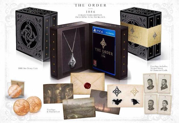 Precommande The Order 1886 Collector