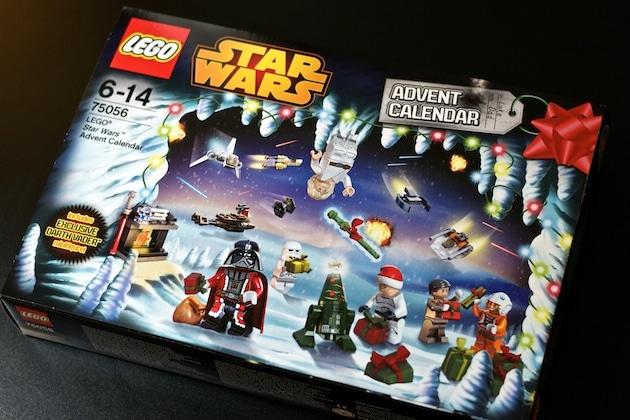 Arrivage le calendrier de l 39 avent lego star wars 2014 for Decoration fenetre de l avent