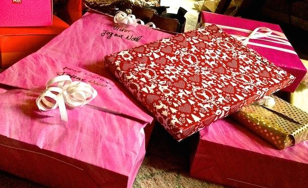 Déballage cadeaux de noel 2014