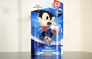Disney Infinity 2 Cristal Mickey Collector