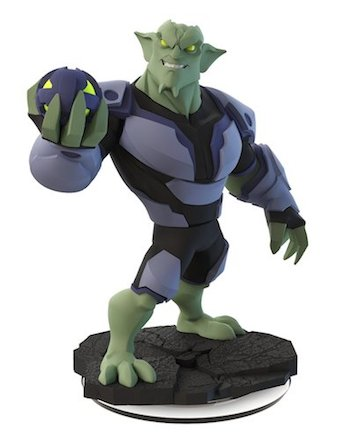 Disney Infinity 2015 Green Goblin