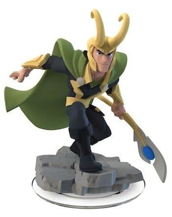 Disney Infinity 2015 Loki