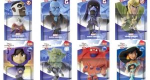 Disney Infinity Marvel nouvelles figurines 2015