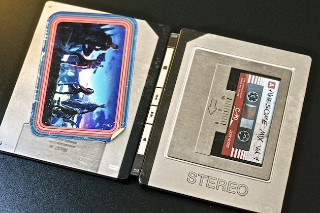 Steelbook Les Gardiens de la galaxie