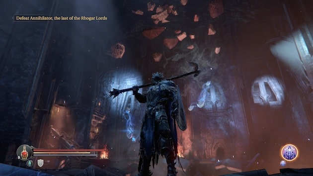 Test Lords of the fallen PS4