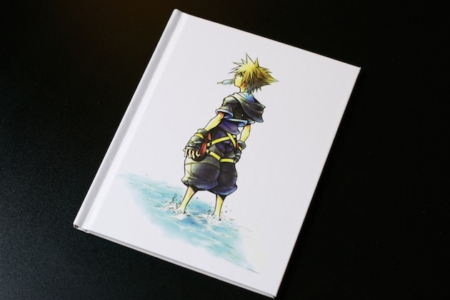 Unboxing Kingdom Hearts HD 2-5 ReMIX Collector
