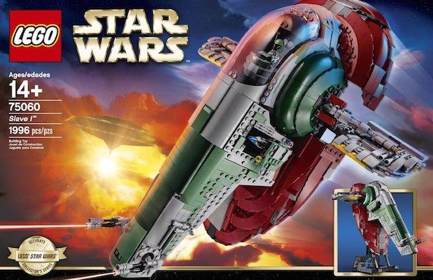 Lego Star Wars Slave 1 UCS 2015