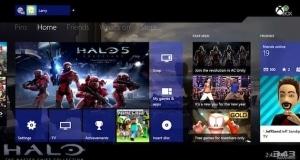 Xbox One Mise a jour fevrier 2015