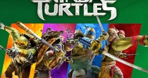 Concours Ninja Turtles Blu-Ray