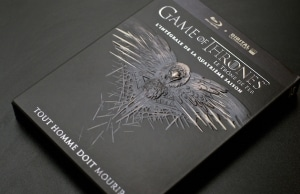Game of Thrones saison 4 Blu-Ray Fnac
