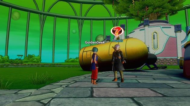 Test Dragon Ball Xenoverse PS4