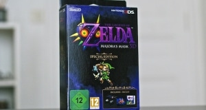 Unboxing Zelda Majora's Mask 3D Edition Collector