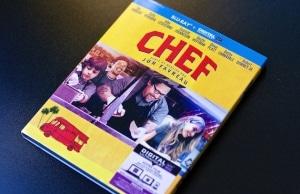 Critique BluRay Chef Jon Favreau