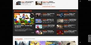 jeuxvideo.com Homepage