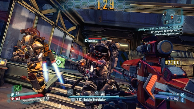 Preview PS4 Borderlands The Handsome Collection
