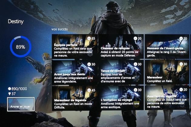 Succes Equipee Parfaite Xbox One