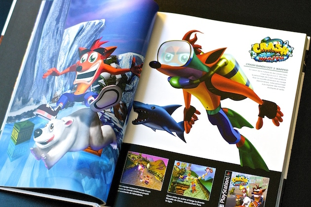 Artbook L'art de Naughty Dog