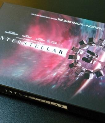 Unboxing Interstellar Collector Fnac Steelbook