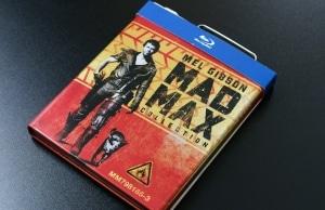 Coffret Trilogie Mad Max Blu-Ray