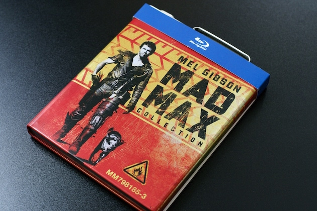 Coffret Trilogie Mad Max Blu-Ray