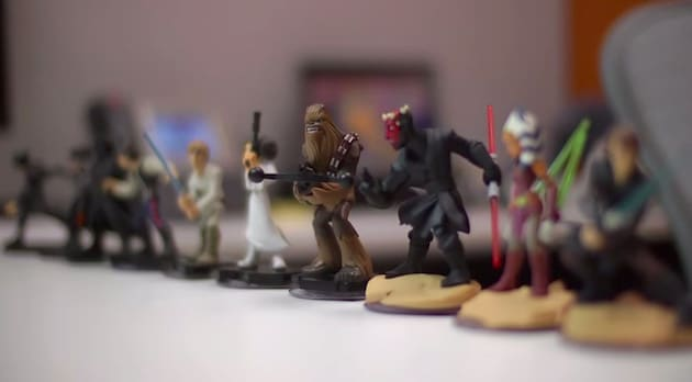 Disney Infinity 3.0 Figurines Star Wars