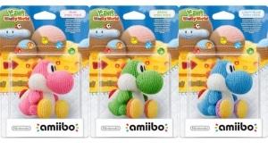 Precommande Amiibo Yoshi Woolly World