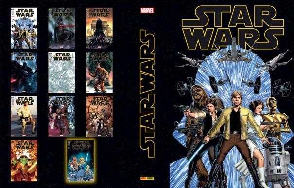 Star Wars Day Coffret comics Cassaday