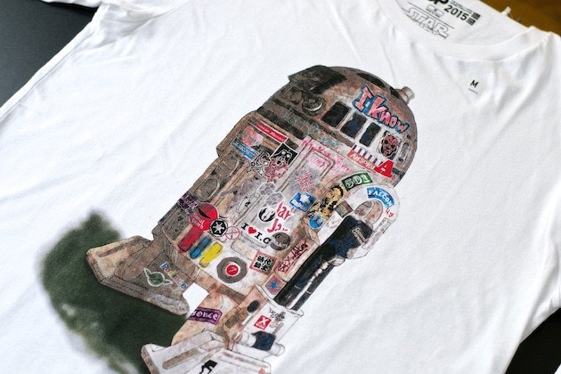 Uniqlo T-SHirt Star Wars UTGP 2015
