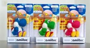 Arrivage Amiibo Yoshi laine nintendo-1