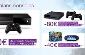 Bon Plan jeux video Fnac Gaming 2015