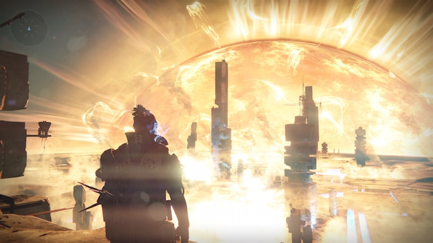 Destiny Osiris Phare Mercure