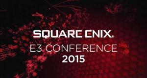 E3 2015 COnference Square Enix