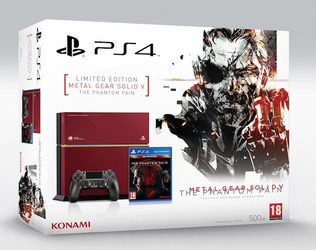 PS4 Collector Metal Gear SOlid V
