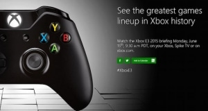 Resumé Conférence Xbox Microsoft E3 2015