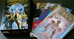Star Wars tome 1 Panini couvertures collector