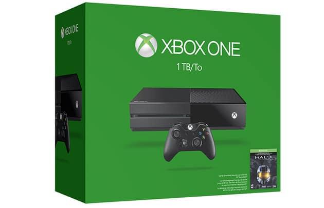 Xbox One 1TB Mat