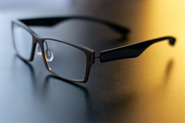 Antifatigue glasses Test lunettes