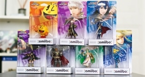 Arrivage Amiibo vague 6