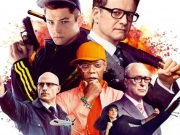 Avis Kingsman Services Secrets Blu Ray